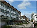 SP3378 : Market Way, Coventry by Alan Murray-Rust