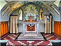 HY4800 : The Italian Chapel, Sanctuary and Altar by David Dixon