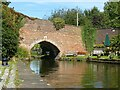 SP3379 : Drapers Field Bridge, Coventry Canal Basin by Alan Murray-Rust