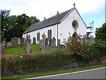 NR9378 : St Finan's Church by Thomas Nugent