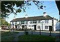 SP3684 : The Greyhound Inn, Hawkesbury Junction by Alan Murray-Rust