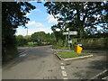 TQ5560 : Country lanes near Otford by Malc McDonald