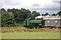 SO8074 : Severn Valley Railway - demonstration goods train by Chris Allen