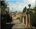 SE3054 : Allerton Mews, Harrogate by Derek Harper