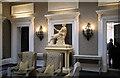 SE3527 : Statue in Oulton Hall by Bob Harvey