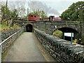 SH5938 : Palmerston on its way to Porthmadog by Richard Hoare