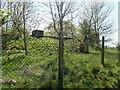 SO4933 : Covered reservoir near Callow by Eirian Evans