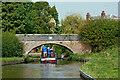 SJ9330 : Upper Burston Bridge near Burston in Staffordshire by Roger  Kidd