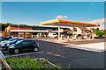 SD7709 : Spar Radcliffe Petrol Station by David Dixon