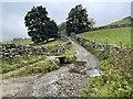 NY8900 : Skeb Skeugh Ford by John Walton