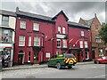 SH9236 : Gwesty'r Plas Coch by Alan Hughes