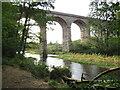 SE3058 : Nidd Viaduct, near Harrogate by Malc McDonald