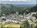 SK2354 : Brassington village by Andrew Shannon