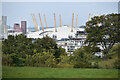 TQ3980 : O2 Arena seen from Greenwich Park by David Martin
