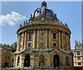 SP5106 : The Radcliffe camera, Oxford by Nekisa Gholami-Babaahmady