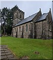 ST3398 : South side of Christchurch, Coed-y-Paen, Monmouthshire by Jaggery