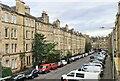 NT2372 : Wardlaw Sreet, Edinburgh by Chris Morgan