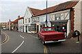 TG1543 : Wyndham Street, Sheringham by Hugh Venables