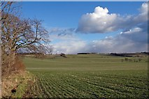 TL0925 : View South from Warden Hill, Luton by Peter Roberts