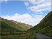 NY2014 : On the B5289: Honister Pass by Pam Brophy