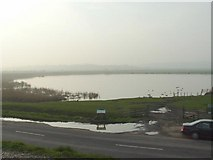 TQ9014 : Colonel Body Memorial Lakes, Pett Level,  East Sussex by Paul Russon