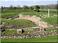 TL1307 : Roman theatre at Verulamium by Rob Hinkley