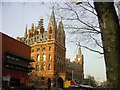 TQ3082 : Midland Grand Hotel, St Pancras Station by Penny Mayes