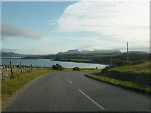 NC5759 : View from the road, Kyle of Tongue by Nick Powell