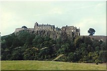NS7894 : Stirling Castle by Rosalind Mitchell