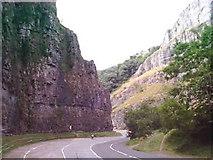 ST4654 : Cheddar Gorge by Martin Clark