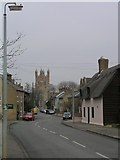 TL4568 : Cottenham, the High St looking NNE by mym
