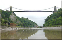 ST5673 : Clifton Suspension Bridge by Martin Clark