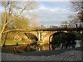 SP3065 : Portobello Bridge, Milverton by David Stowell