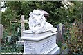 TQ3386 : Abney Park Cemetery by Vicky Ayech
