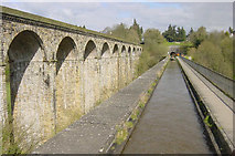 SJ2837 : Chirk Aqueduct and Tunnel by Martin Clark