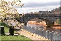 T2079 : Bridge across Avoca River, Avoca by D Williams