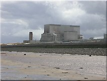 ST2146 : Hinkley Point 'B' power station by Robin Somes
