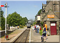 SJ9852 : Cheddleton Station by Martin Clark