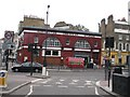 TQ2983 : Mornington Crescent Underground Station by Vicky Ayech
