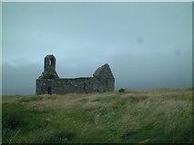 SC2967 : St. Michael's Chapel, St Michael's Island by Bob Embleton