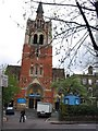 TQ3184 : Union Chapel, Highbury by Vicky Ayech