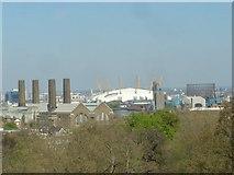 TQ3980 : Millennium Dome by Fan Yang