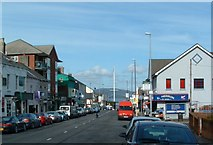 J3979 : Holywood Town Centre by Michael Parry