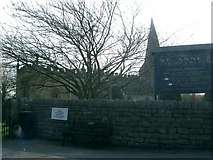 SK2572 : St Anne's Parish Church in Baslow by Gary Barber