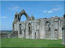 SJ5415 : Haughmond Abbey by John Phillips