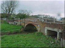 TQ5203 : Long Bridge on River Cuckmere by Terry Jones
