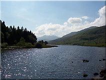 SH7157 : Llynnau Mymbyr by David Gill