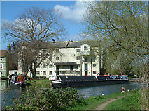 TL4311 : Parndon Mill by Stephen Dawson