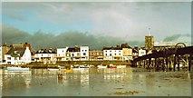 TQ2104 : Shoreham Footbridge by Bob Embleton