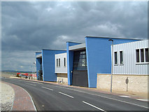 SY6774 : National Sailing centre by Noel Jenkins